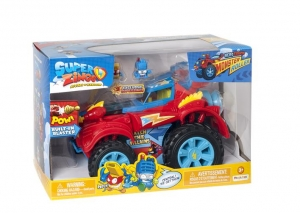 SuperZings S Hero Truck Monster Roller